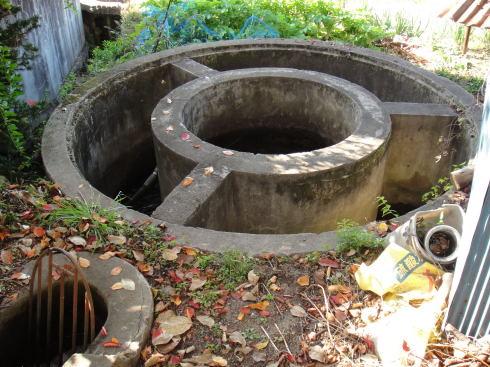 デカイ土管のイメージです。