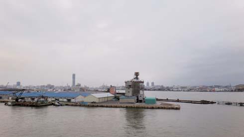 新潟市街方向だと思うです。