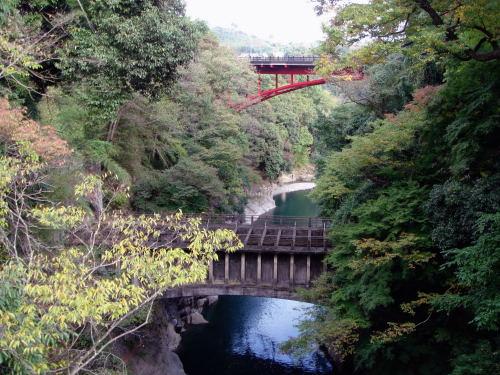 八ッ沢発電所施設第一号水路橋