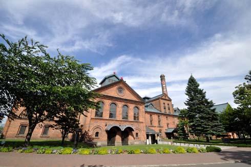 サッポロビール博物館です。
